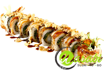 Foto 51. Dragon roll