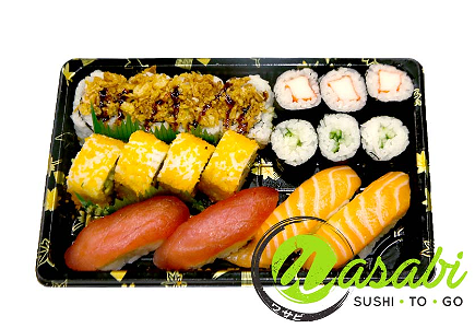 Foto 88. Sushi for One (18 stuks)