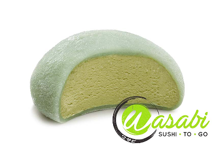 Foto Matcha Mochi Icecream