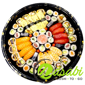 Foto 92. Wasabi Party Box (56 stuks)